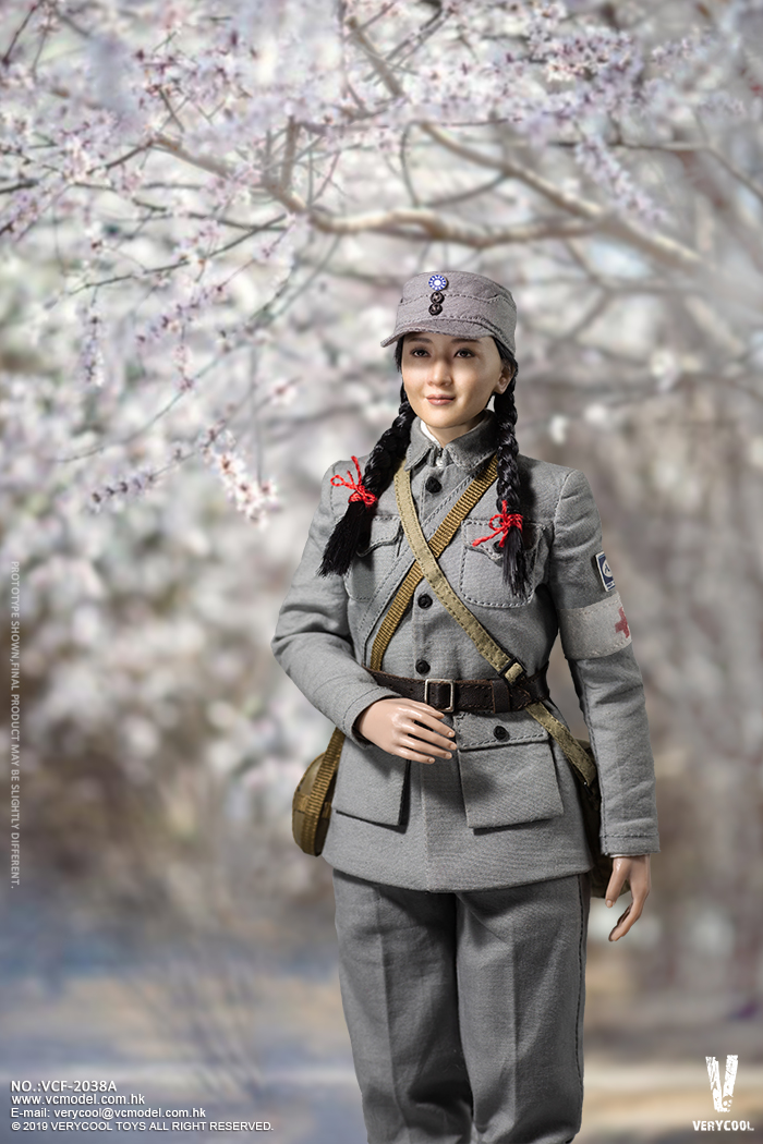 NEW PRODUCT: VERYCOOL: 1/6 National Revolutionary Army Eighth Route Army-Medical Standards & Double-headed Collector's Edition VCF-2038 17155810