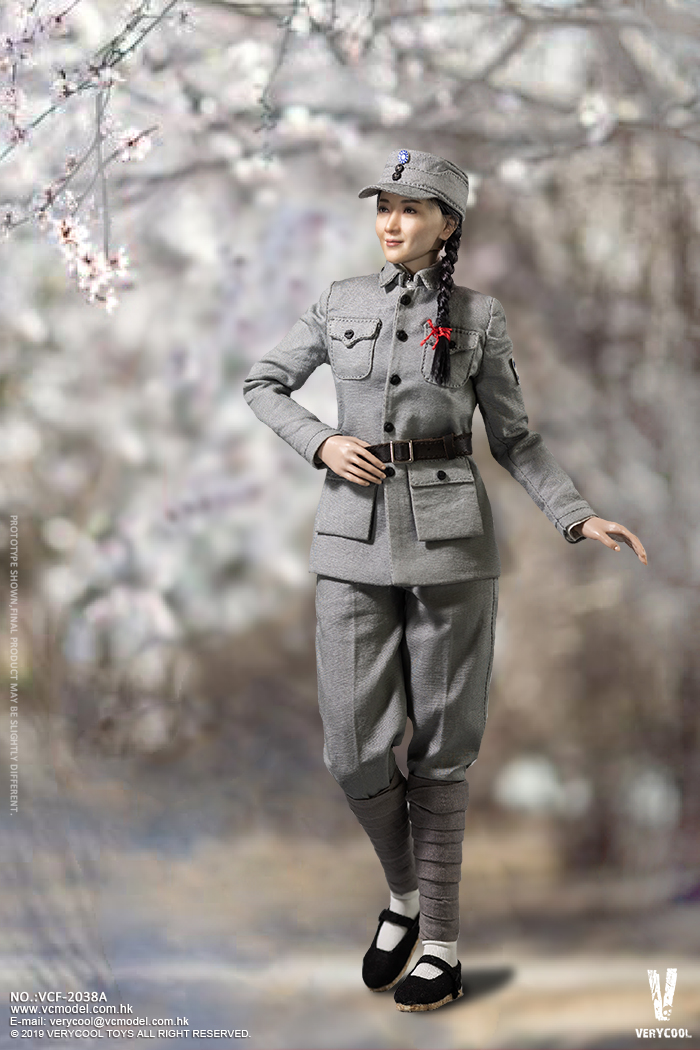 NEW PRODUCT: VERYCOOL: 1/6 National Revolutionary Army Eighth Route Army-Medical Standards & Double-headed Collector's Edition VCF-2038 17160310
