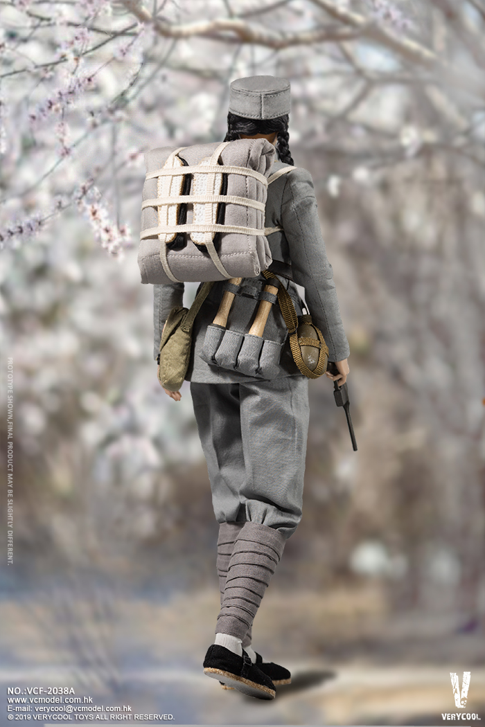 NEW PRODUCT: VERYCOOL: 1/6 National Revolutionary Army Eighth Route Army-Medical Standards & Double-headed Collector's Edition VCF-2038 17160810