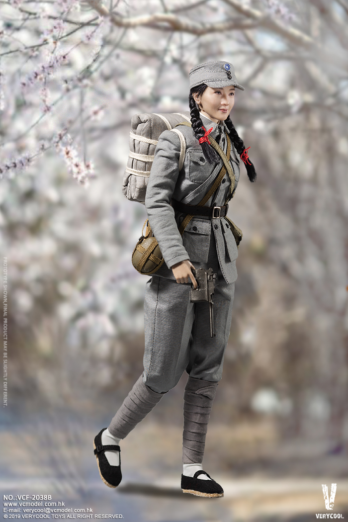 NEW PRODUCT: VERYCOOL: 1/6 National Revolutionary Army Eighth Route Army-Medical Standards & Double-headed Collector's Edition VCF-2038 17185110