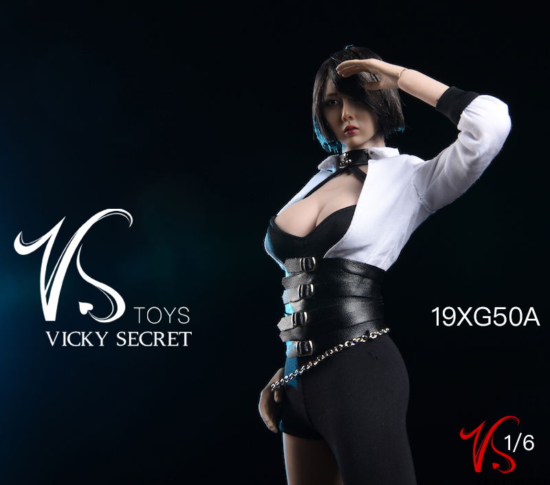 female - NEW PRODUCT: VSTOYS: 1/6 Dinner Dress & Trendy Shirt Tights Set & Caribbean Short Skirt Set 17270511
