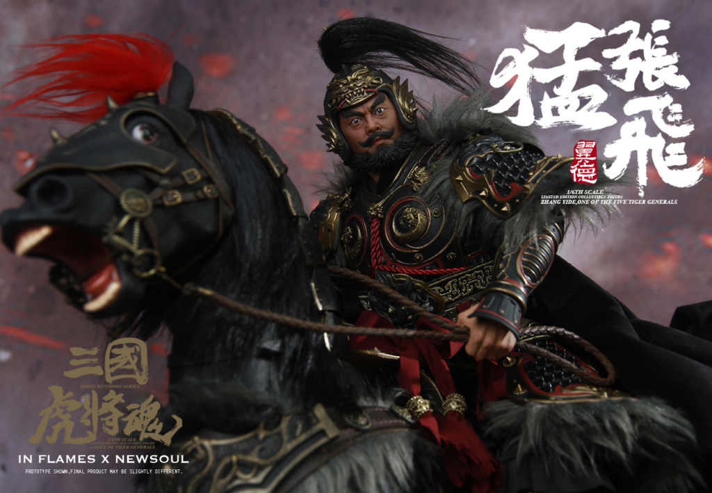 military - NEW PRODUCT: IN FLAMES: 1/6 Meng Zhangfei (single & set) upgrade reprint & feedback important information of customers who have purchased 17404310
