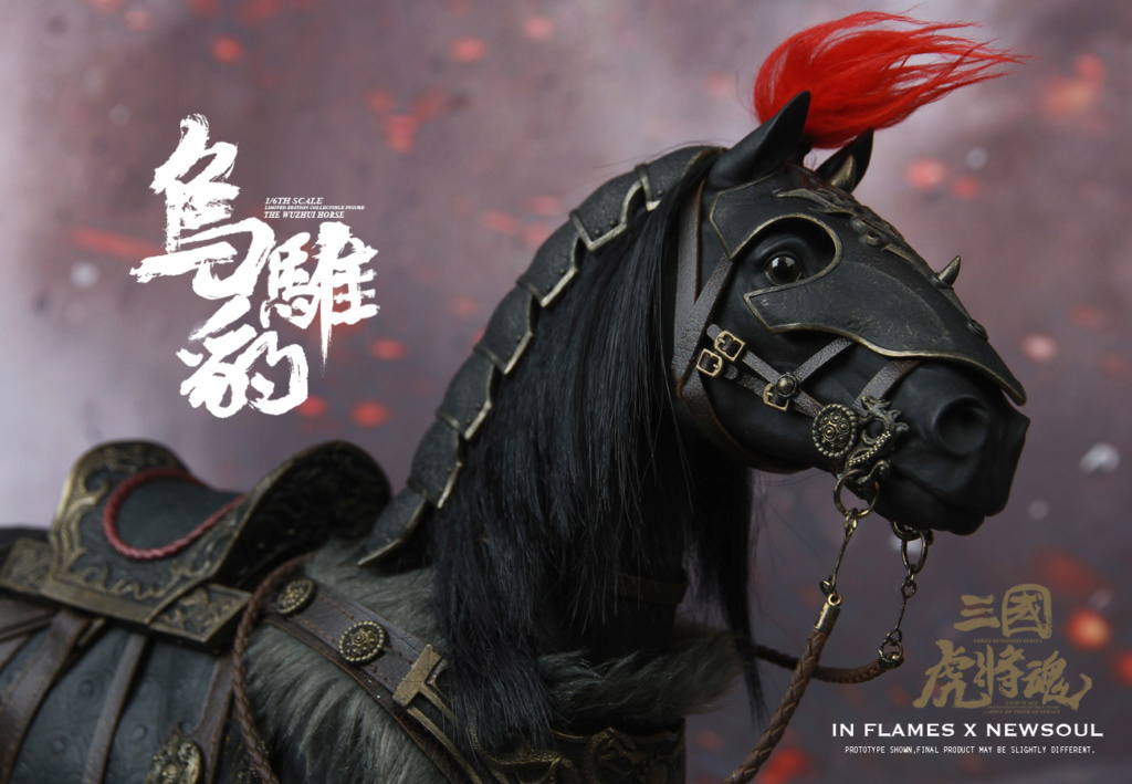 military - NEW PRODUCT: IN FLAMES: 1/6 Meng Zhangfei (single & set) upgrade reprint & feedback important information of customers who have purchased 17405111
