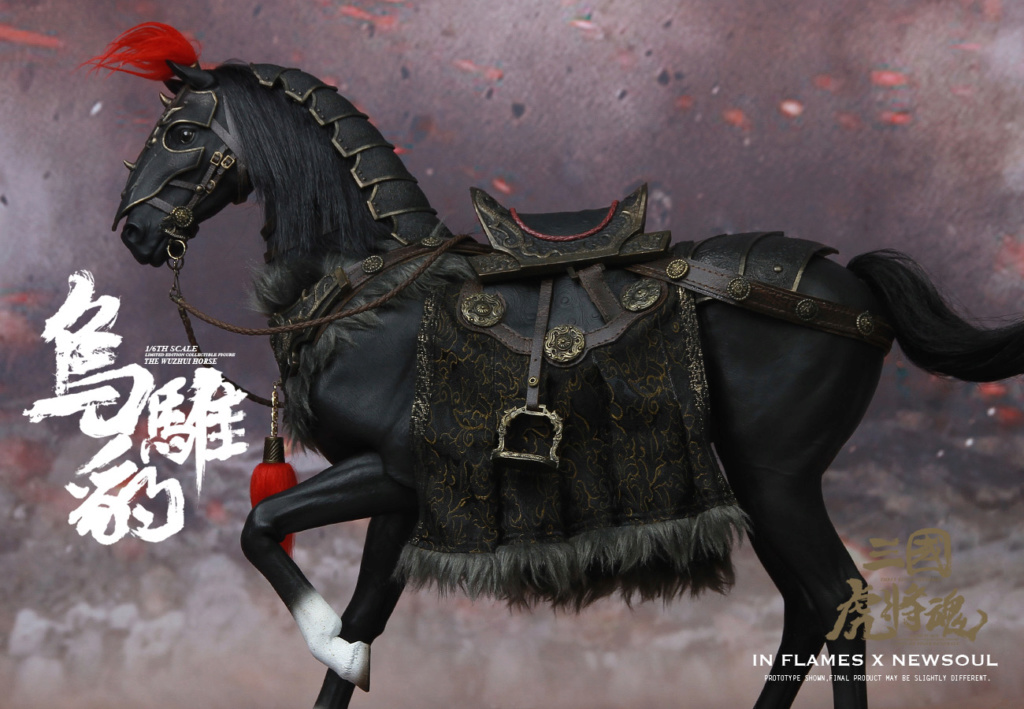 military - NEW PRODUCT: IN FLAMES: 1/6 Meng Zhangfei (single & set) upgrade reprint & feedback important information of customers who have purchased 17405210