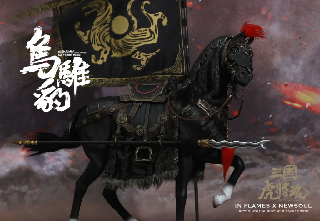 military - NEW PRODUCT: IN FLAMES: 1/6 Meng Zhangfei (single & set) upgrade reprint & feedback important information of customers who have purchased 17405910