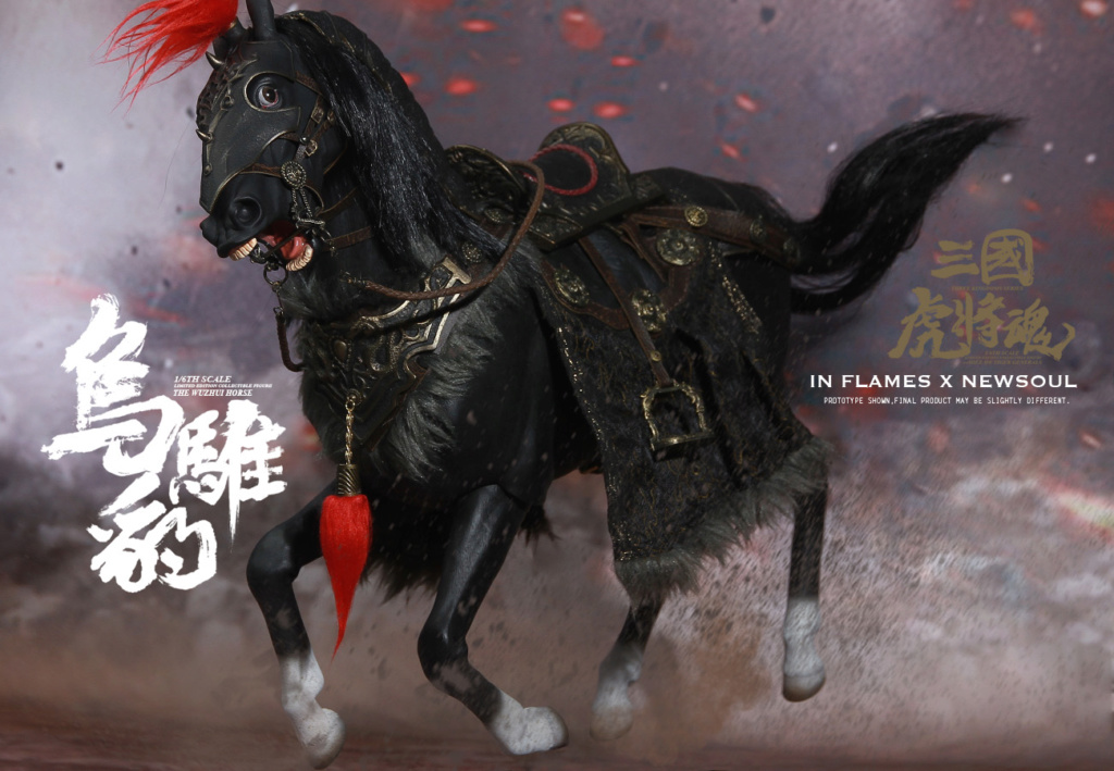 military - NEW PRODUCT: IN FLAMES: 1/6 Meng Zhangfei (single & set) upgrade reprint & feedback important information of customers who have purchased 17410310