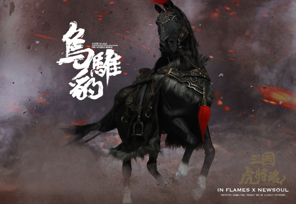 military - NEW PRODUCT: IN FLAMES: 1/6 Meng Zhangfei (single & set) upgrade reprint & feedback important information of customers who have purchased 17410510