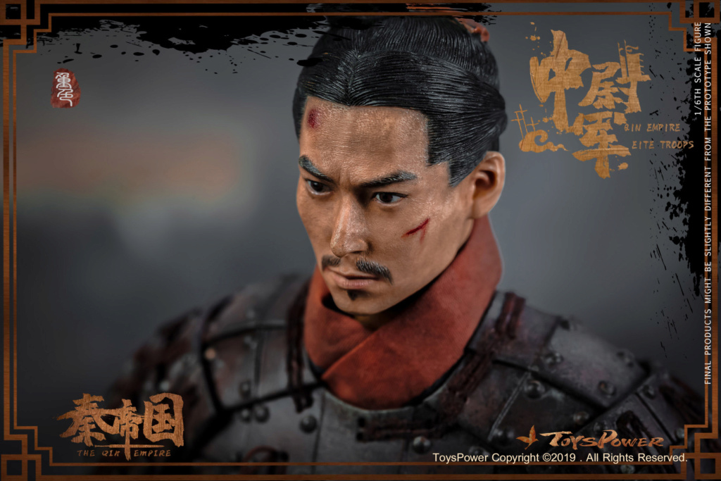 Army - NEW PRODUCT: Toyspower: 1/6 Qin Empire Lieutenant Army (Terracotta Warriors) movable doll CT012# (update armor piece drawing) 17412810