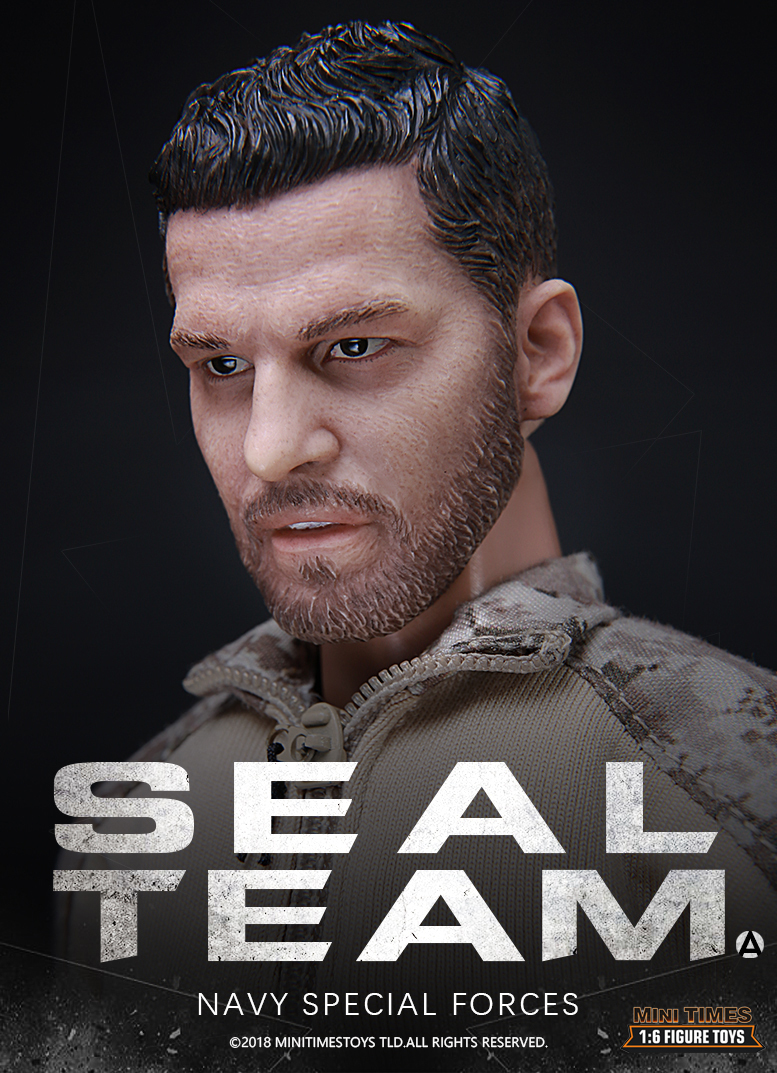 minitimes - NEW PRODUCT: MINI TIMES TOYS US NAVY SEAL TEAM SPECIAL FORCES 1/6 SCALE ACTION FIGURE MT-M012 1742