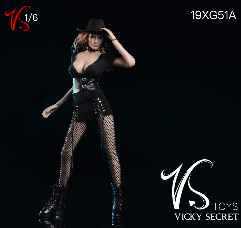 female - NEW PRODUCT: VSTOYS: 1/6 Dinner Dress & Trendy Shirt Tights Set & Caribbean Short Skirt Set 17442910