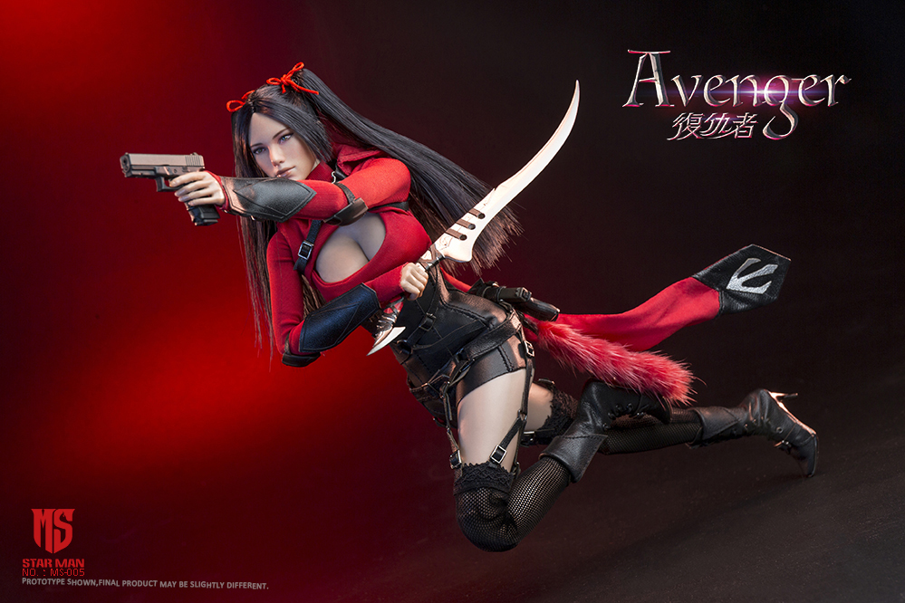 fantasy - NEW PRODUCT: STAR MAN: 1/6 Female Avengers AVENGER Movable (MS-005) (not what you think) 17501410