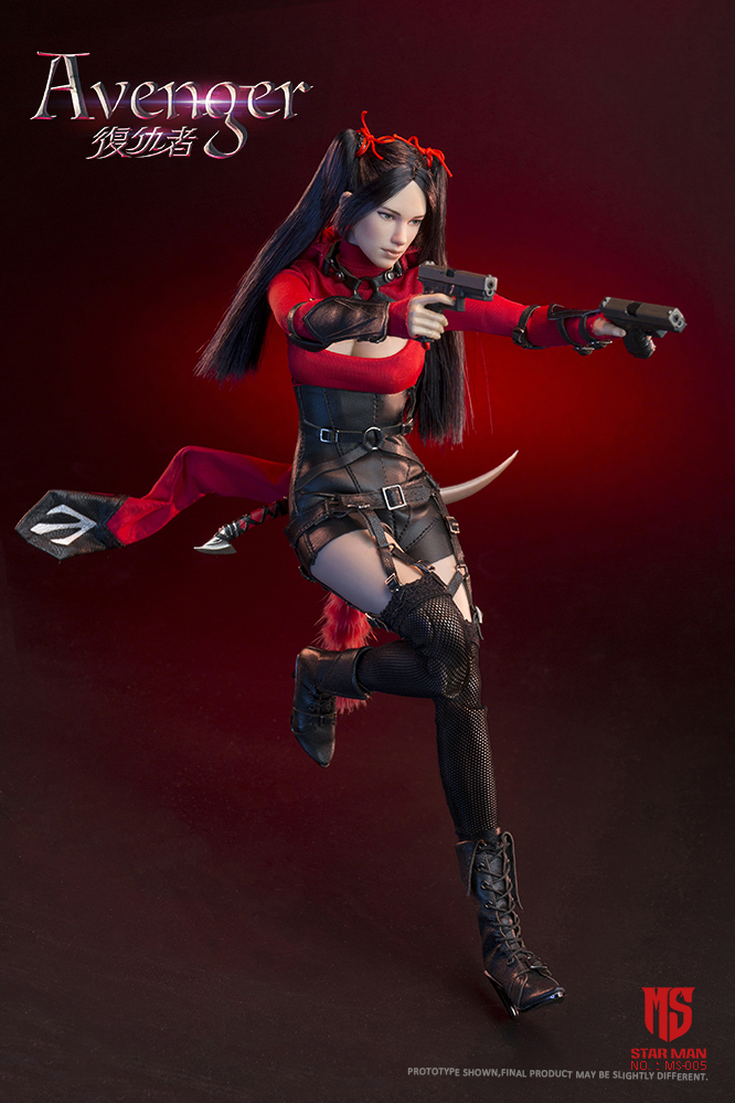 fantasy - NEW PRODUCT: STAR MAN: 1/6 Female Avengers AVENGER Movable (MS-005) (not what you think) 17502210