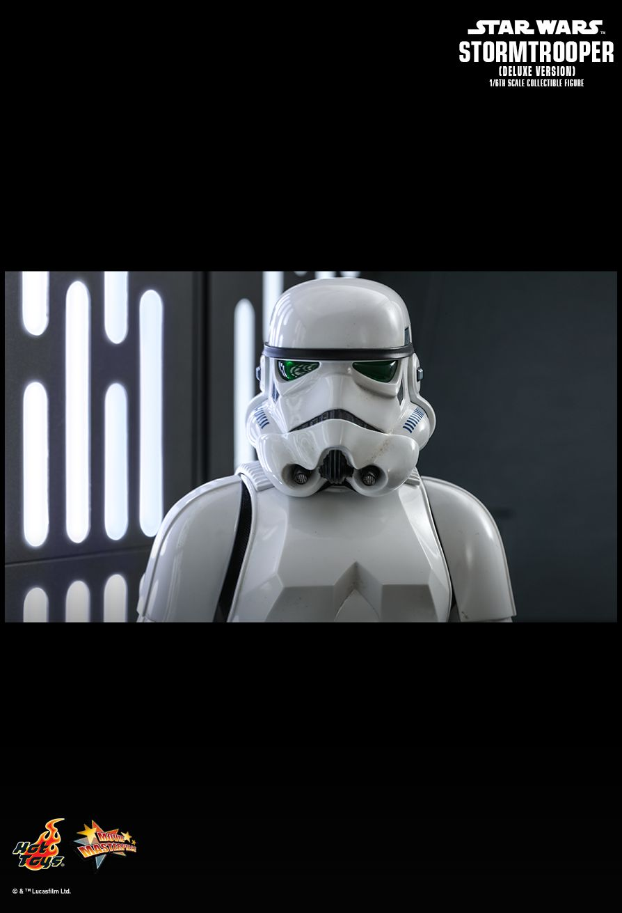 stormtrooper - NEW PRODUCT: HOT TOYS: STAR WARS STORMTROOPER (DELUXE VERSION) 1/6TH SCALE COLLECTIBLE FIGURE 1751