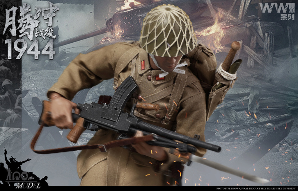 IQOModel - NEW PRODUCT: IQO Model: 1/6 WWII Series 1944 Tengchong Campaign [Updated Pack] (NO.91001) 17571410