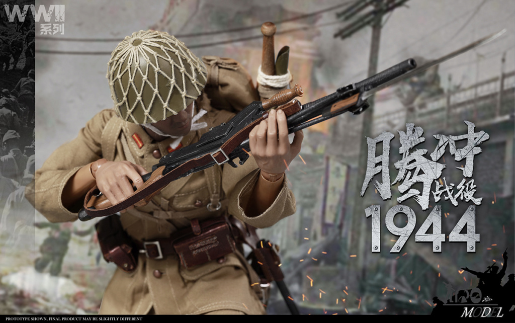 IQOModel - NEW PRODUCT: IQO Model: 1/6 WWII Series 1944 Tengchong Campaign [Updated Pack] (NO.91001) 17571710