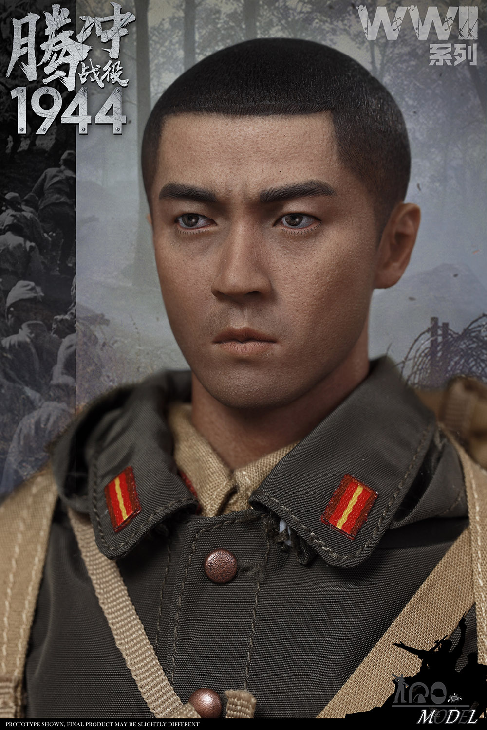 IQOModel - NEW PRODUCT: IQO Model: 1/6 WWII Series 1944 Tengchong Campaign [Updated Pack] (NO.91001) 17573310