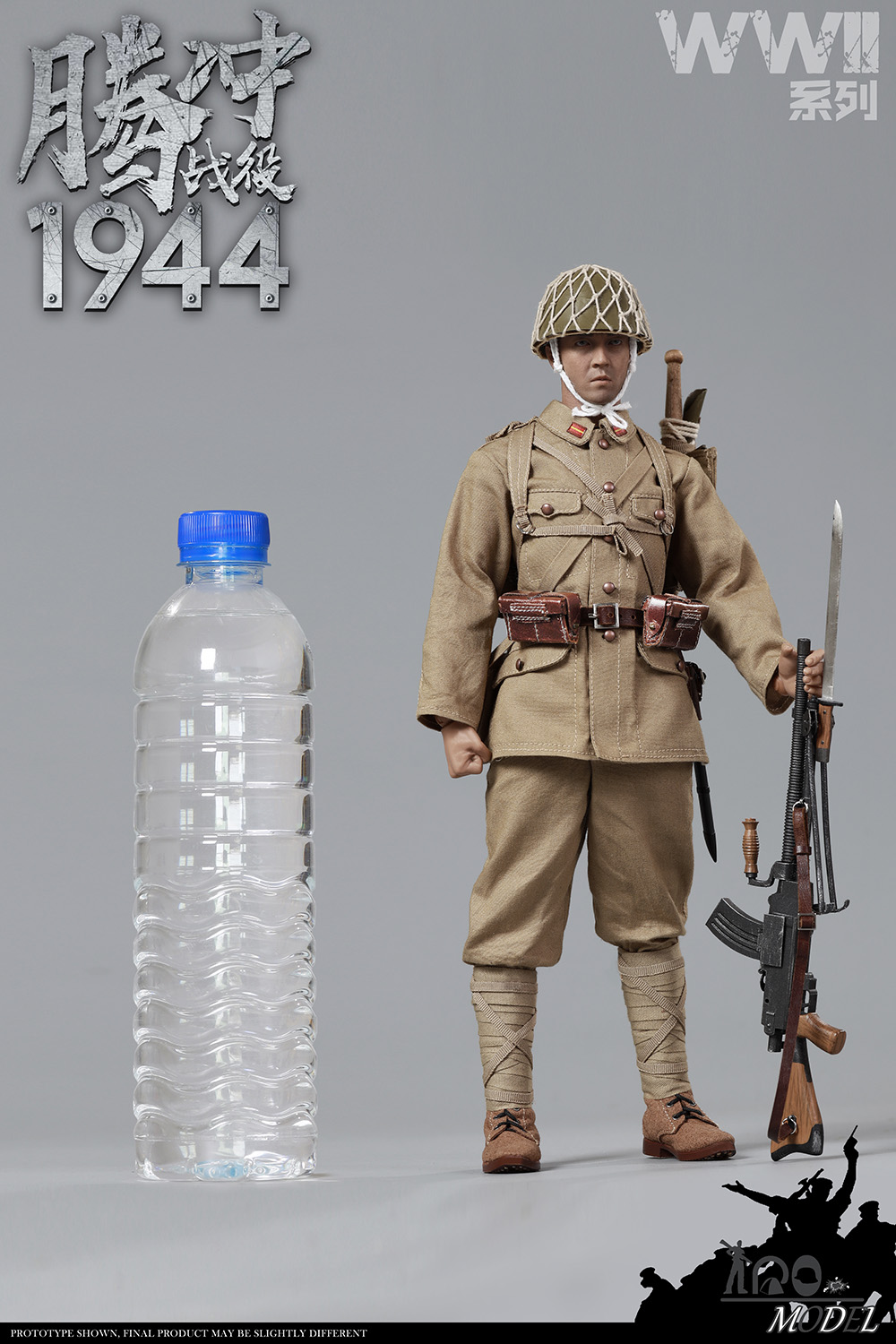 IQOModel - NEW PRODUCT: IQO Model: 1/6 WWII Series 1944 Tengchong Campaign [Updated Pack] (NO.91001) 17574610