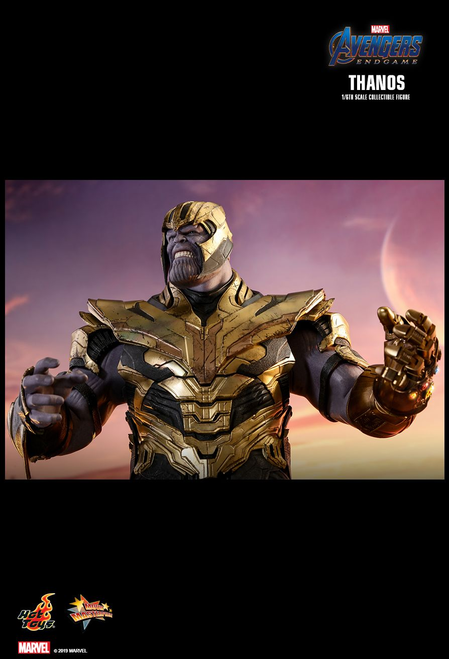 Thanos - NEW PRODUCT: HOT TOYS: AVENGERS: ENDGAME THANOS 1/6TH SCALE COLLECTIBLE FIGURE 1779