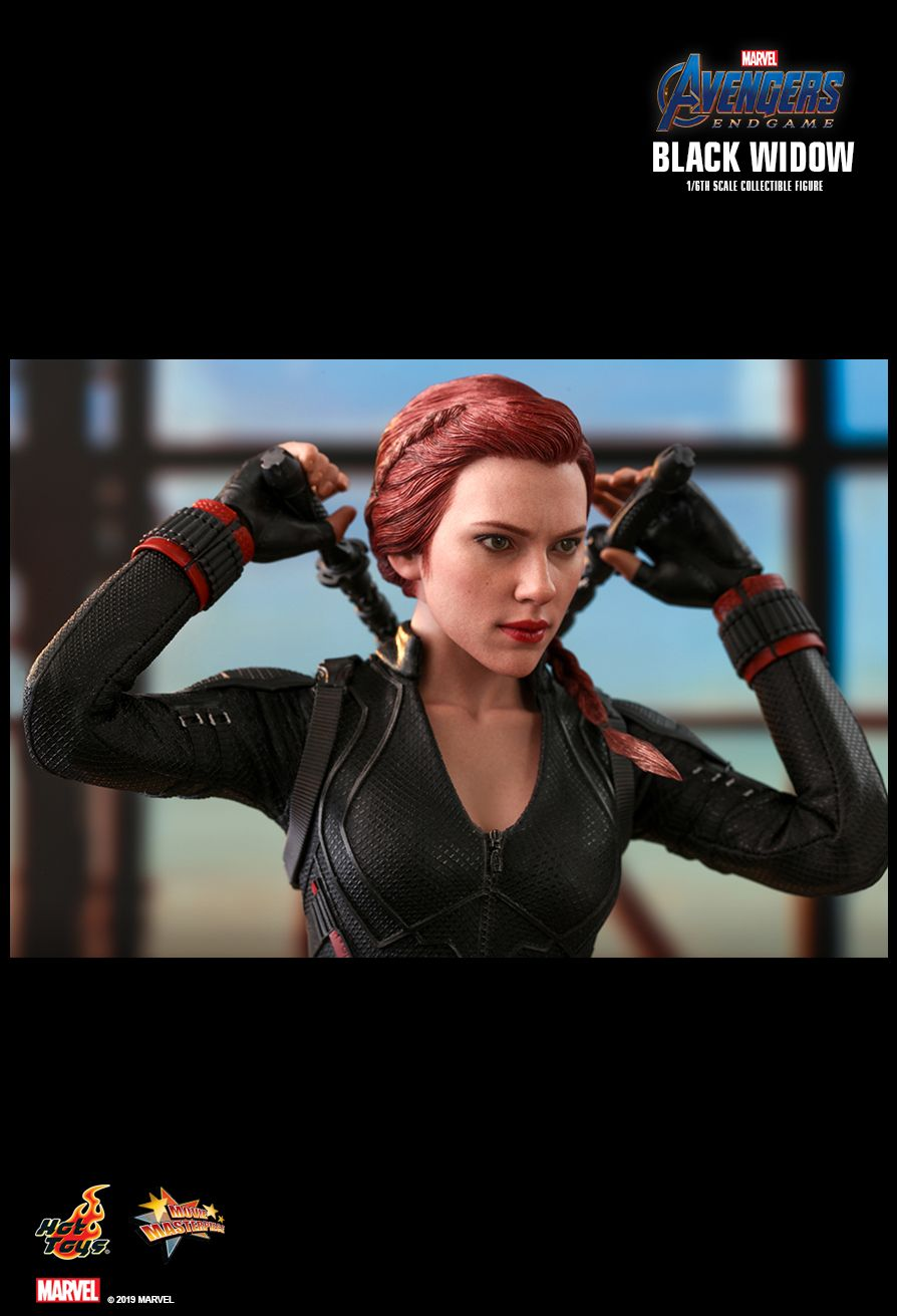 EndGame - NEW PRODUCT: HOT TOYS: AVENGERS: ENDGAME BLACK WIDOW 1/6TH SCALE COLLECTIBLE FIGURE 1786