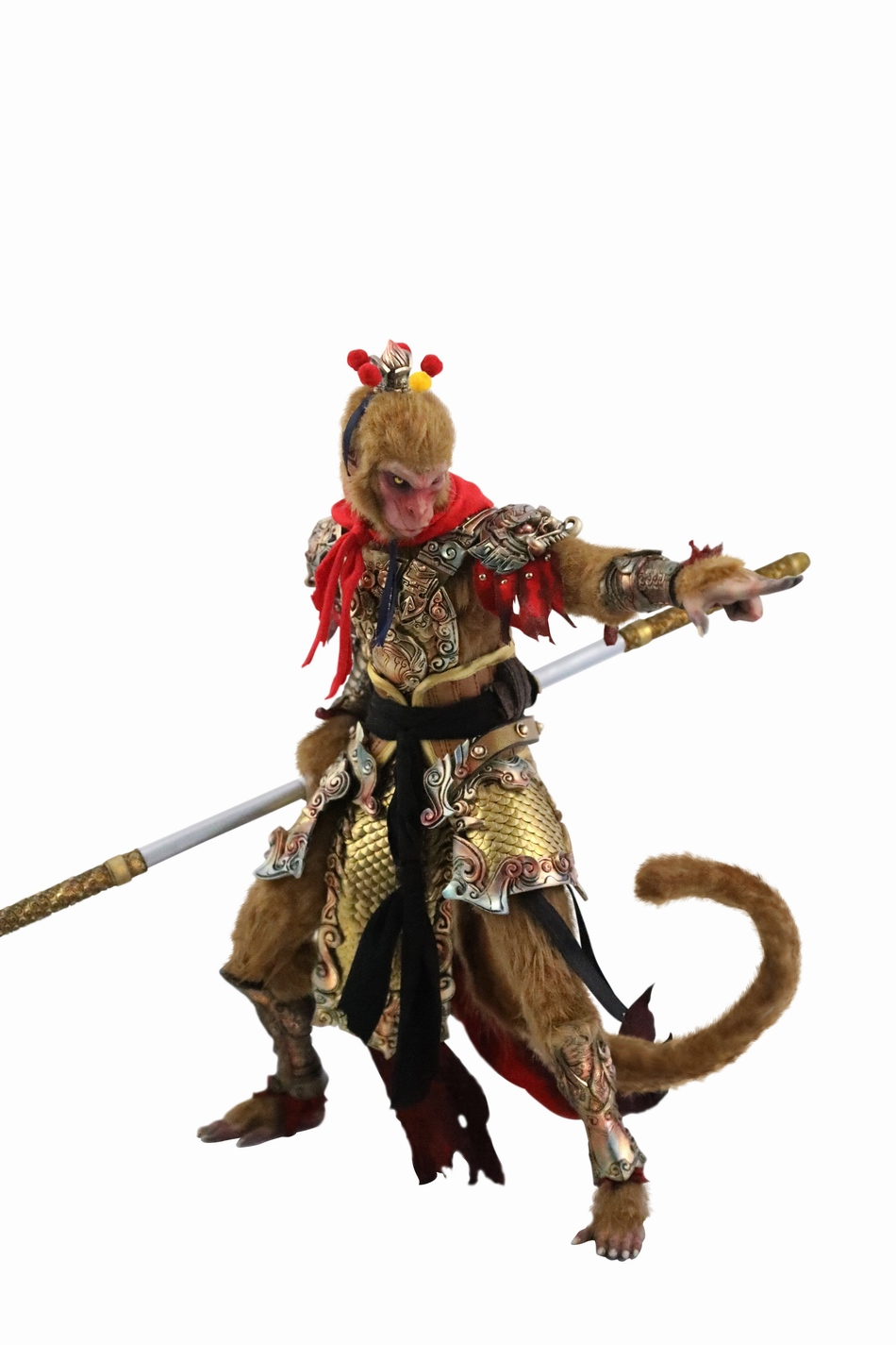 EveningPhase - NEW PRODUCT: 303TOYS x Evening phase: 1/6 National Wind Legend Series - Sun Wukong Monkey King Apocalypse & Dasheng Qitian & Stepping 18065810