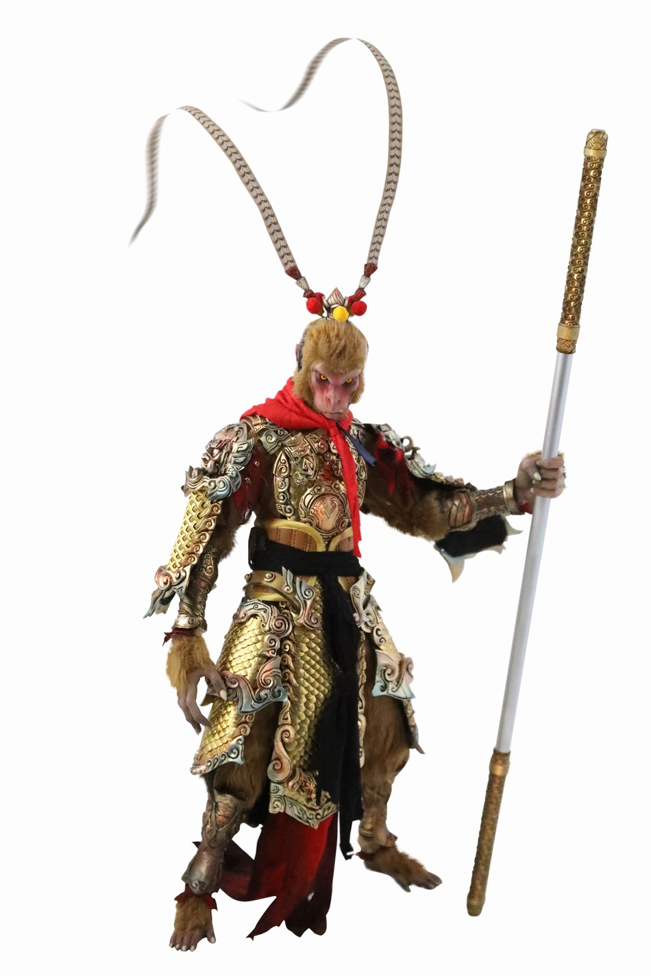 EveningPhase - NEW PRODUCT: 303TOYS x Evening phase: 1/6 National Wind Legend Series - Sun Wukong Monkey King Apocalypse & Dasheng Qitian & Stepping 18091110