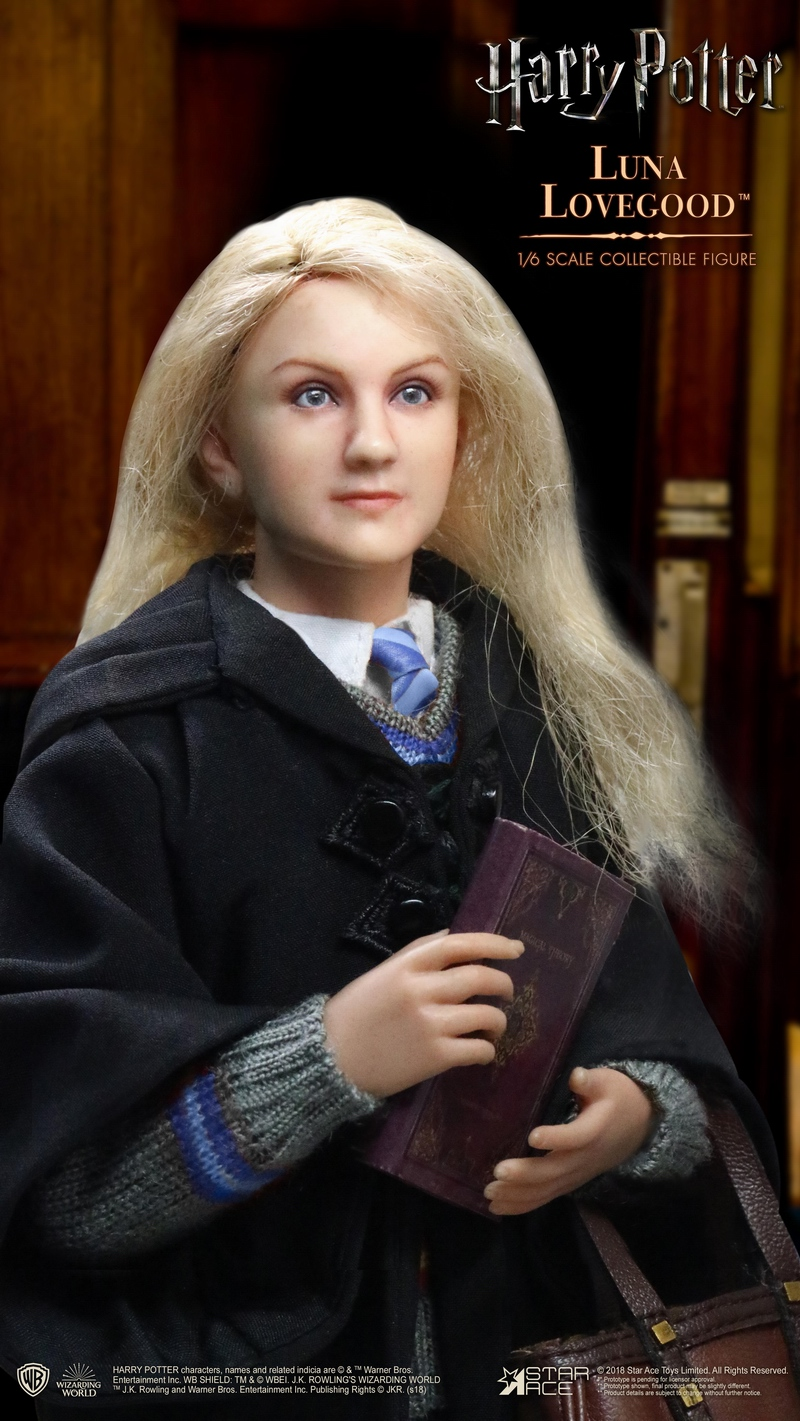 harrypotter - NEW PRODUCT: Star Ace Toys: 1/6 Harry Potter Collection - Ginny Weasley & Luna Lovegood SA062 SA063 18261110