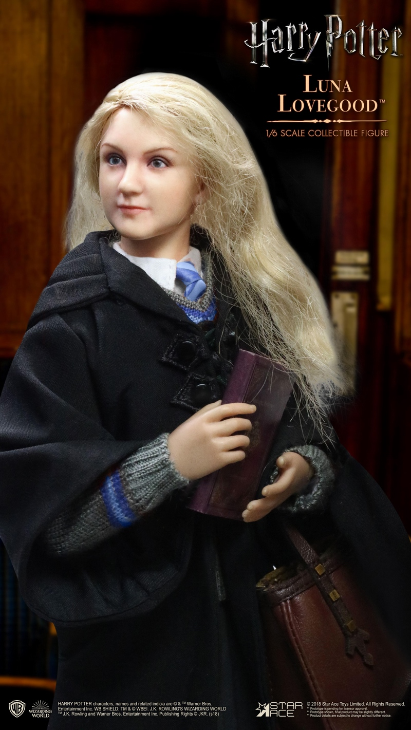 harrypotter - NEW PRODUCT: Star Ace Toys: 1/6 Harry Potter Collection - Ginny Weasley & Luna Lovegood SA062 SA063 18261710