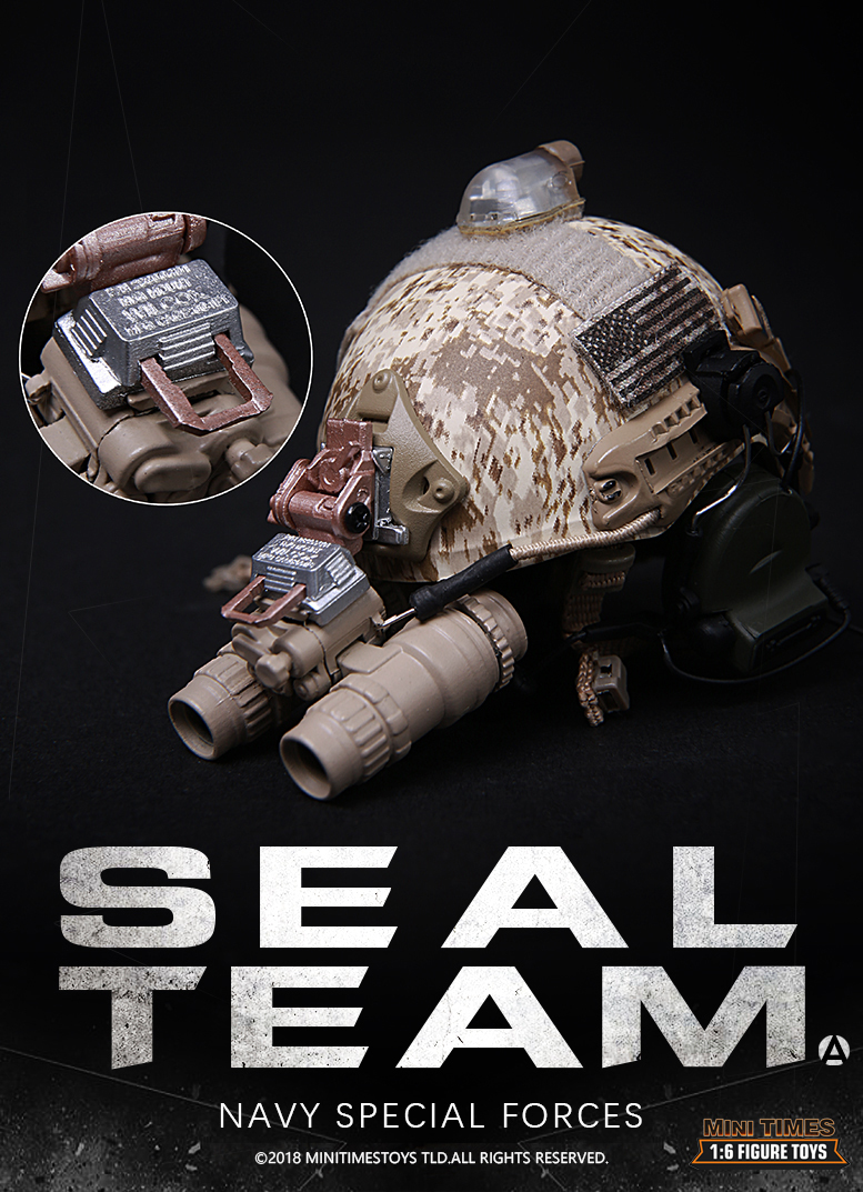 NEW PRODUCT: MINI TIMES TOYS US NAVY SEAL TEAM SPECIAL FORCES 1/6 SCALE ACTION FIGURE MT-M012 1837