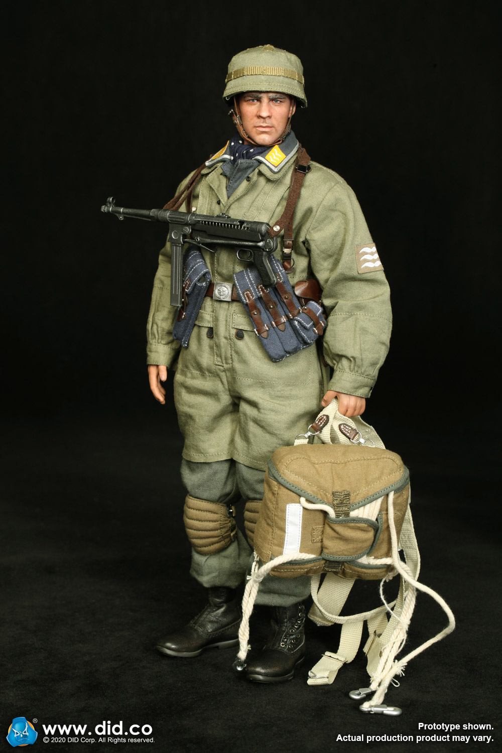 did - NEW PRODUCT: DID: 1/6 World War II Paratrooper Green Devil-Schmeling (# D80146) 18395110