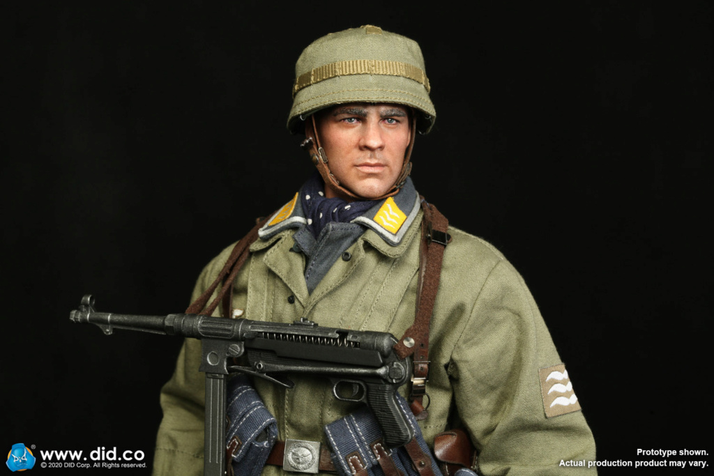 did - NEW PRODUCT: DID: 1/6 World War II Paratrooper Green Devil-Schmeling (# D80146) 18400510