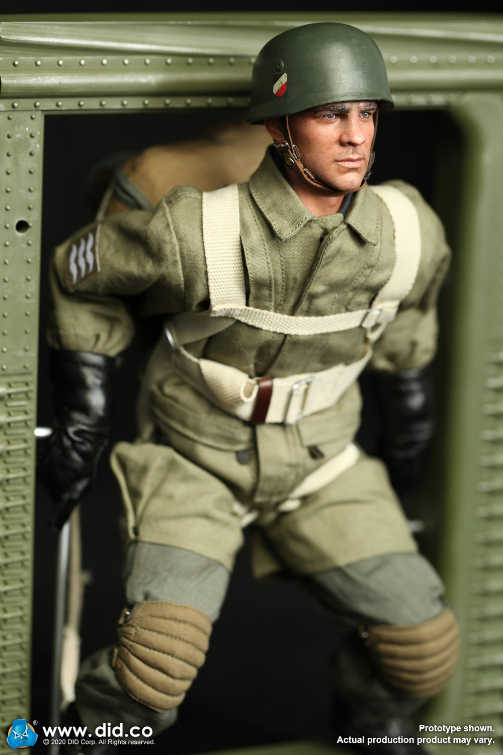 did - NEW PRODUCT: DID: 1/6 World War II Paratrooper Green Devil-Schmeling (# D80146) 18403210