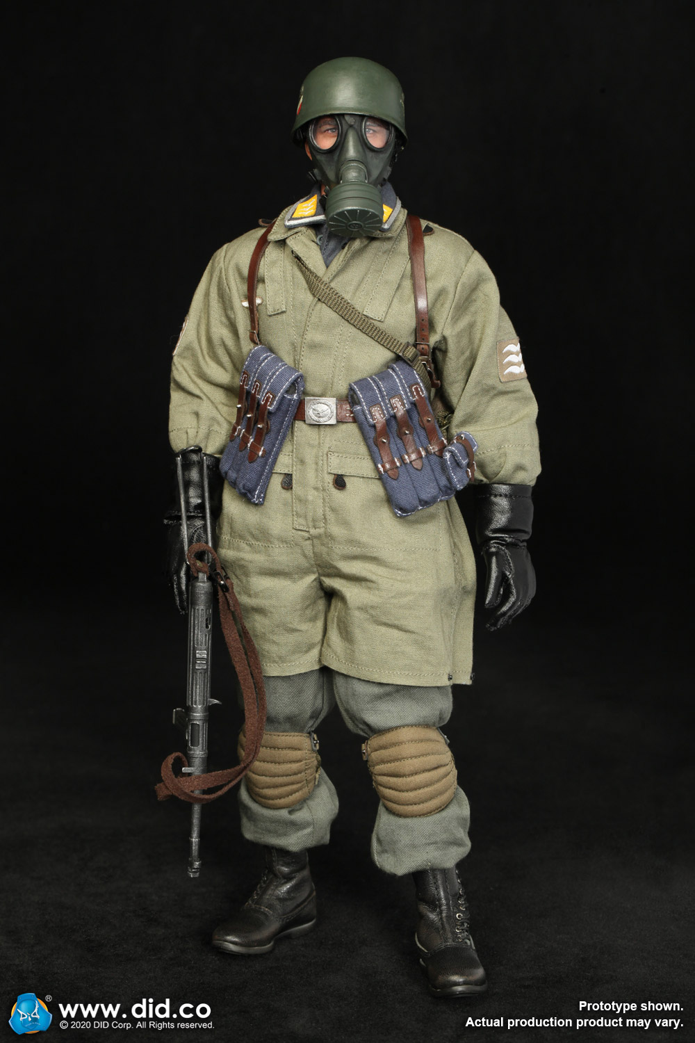did - NEW PRODUCT: DID: 1/6 World War II Paratrooper Green Devil-Schmeling (# D80146) 18405910