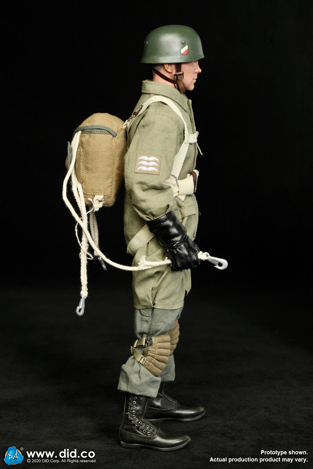 did - NEW PRODUCT: DID: 1/6 World War II Paratrooper Green Devil-Schmeling (# D80146) 18410310