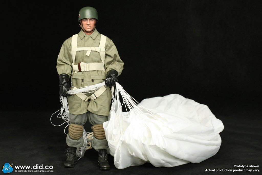 did - NEW PRODUCT: DID: 1/6 World War II Paratrooper Green Devil-Schmeling (# D80146) 18412311