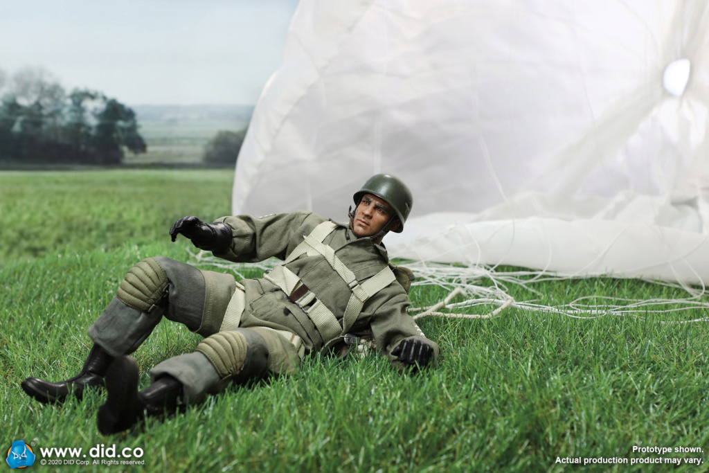 did - NEW PRODUCT: DID: 1/6 World War II Paratrooper Green Devil-Schmeling (# D80146) 18412411