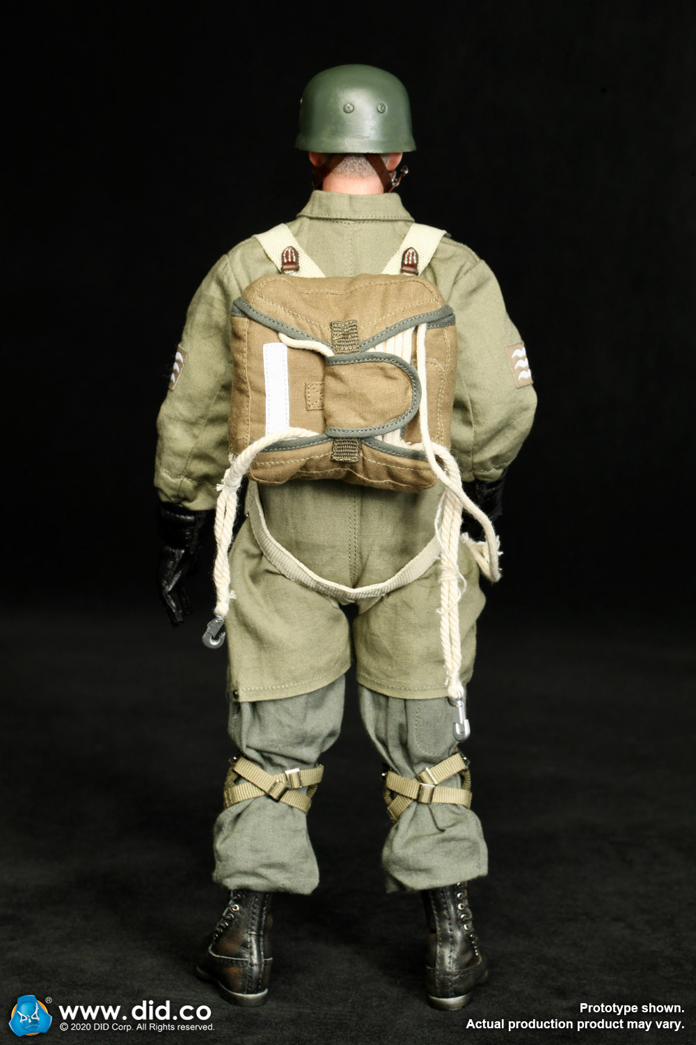 did - NEW PRODUCT: DID: 1/6 World War II Paratrooper Green Devil-Schmeling (# D80146) 18412510
