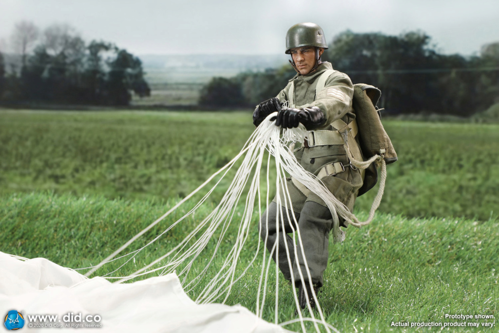 did - NEW PRODUCT: DID: 1/6 World War II Paratrooper Green Devil-Schmeling (# D80146) 18412610