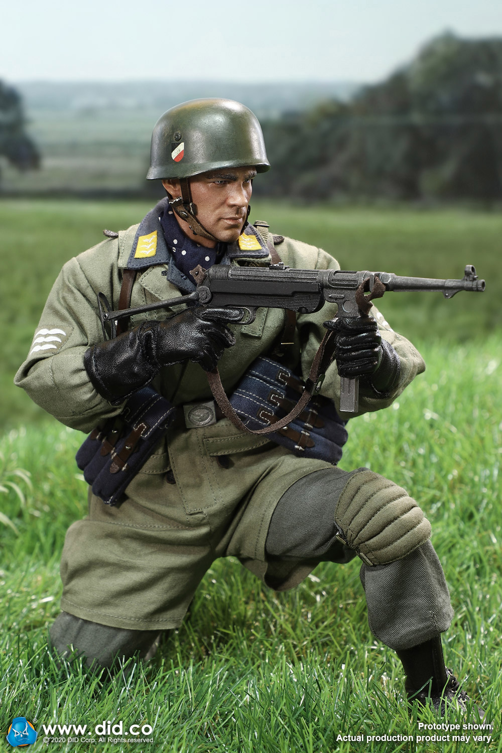 did - NEW PRODUCT: DID: 1/6 World War II Paratrooper Green Devil-Schmeling (# D80146) 18415610