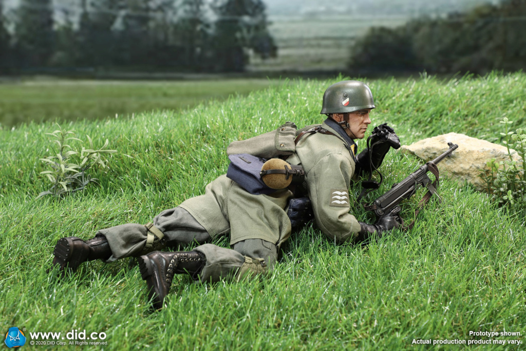 did - NEW PRODUCT: DID: 1/6 World War II Paratrooper Green Devil-Schmeling (# D80146) 18415710