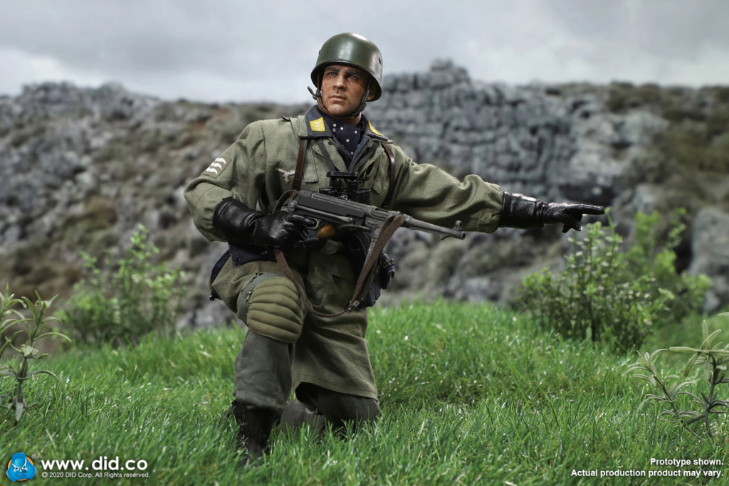 did - NEW PRODUCT: DID: 1/6 World War II Paratrooper Green Devil-Schmeling (# D80146) 18422510