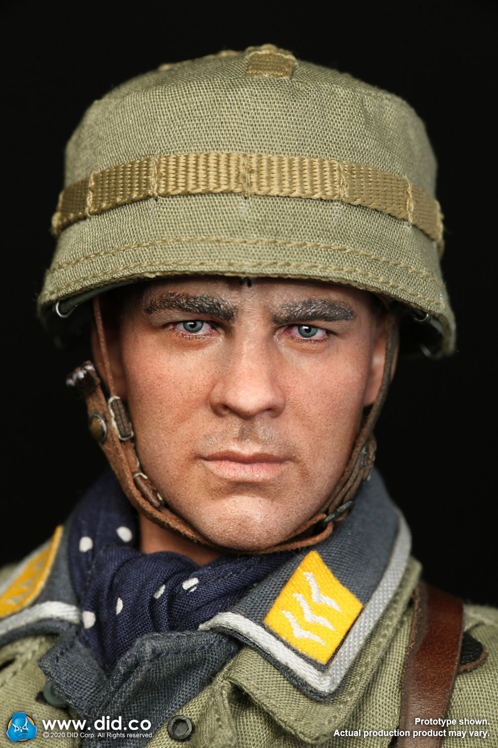 did - NEW PRODUCT: DID: 1/6 World War II Paratrooper Green Devil-Schmeling (# D80146) 18430510