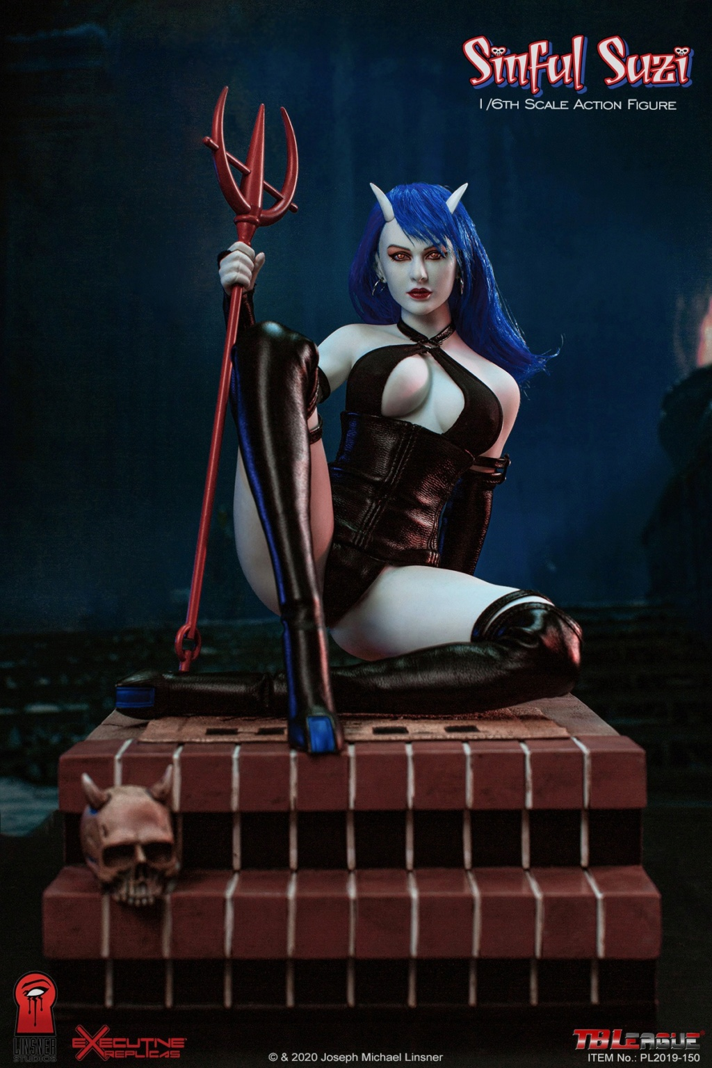 TBLeague - NEW PRODUCT: TBLeague Sinful Suzi 1/6 Scale Action Figure (PL2019-150) 18430610