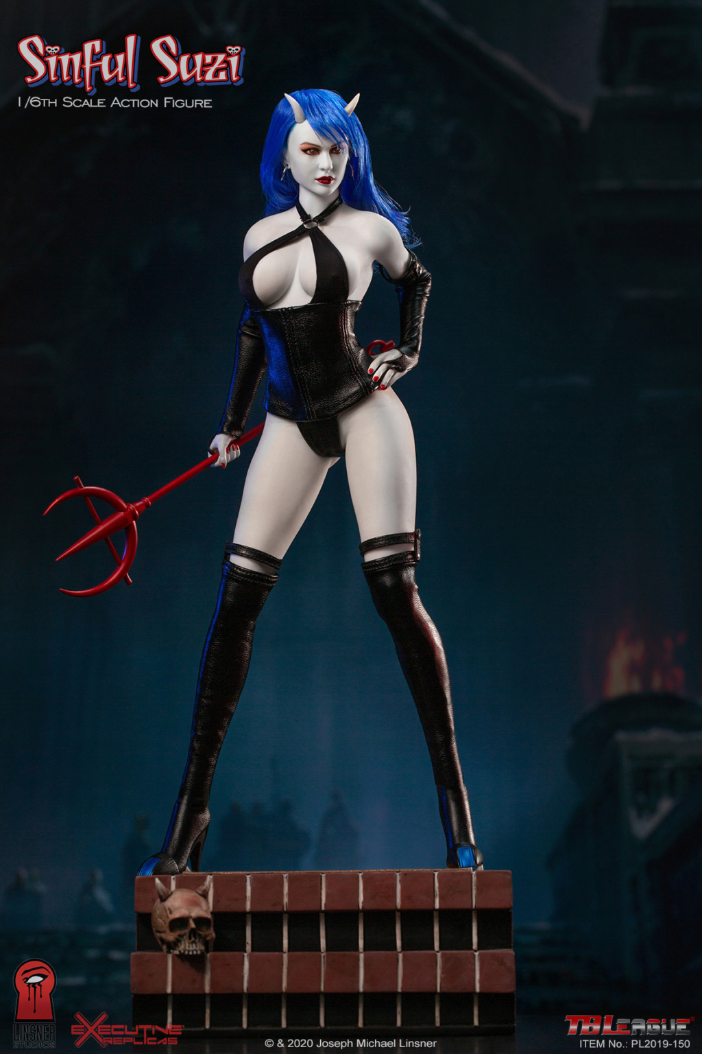 TBLeague - NEW PRODUCT: TBLeague Sinful Suzi 1/6 Scale Action Figure (PL2019-150) 18431810
