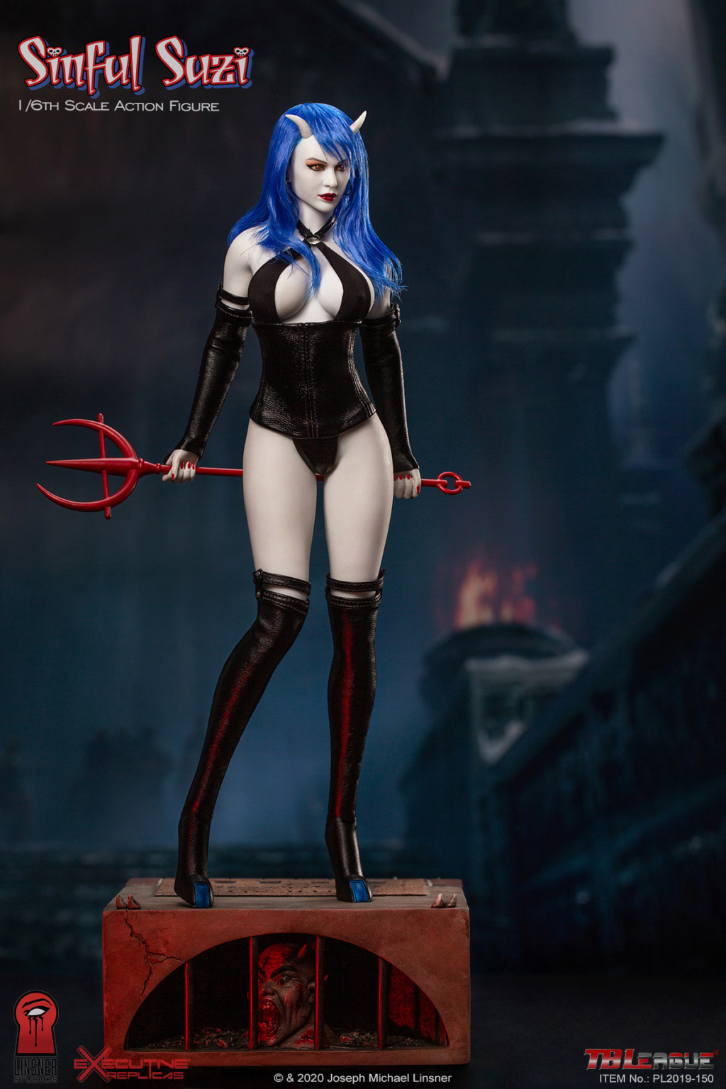 TBLeague - NEW PRODUCT: TBLeague Sinful Suzi 1/6 Scale Action Figure (PL2019-150) 18433610