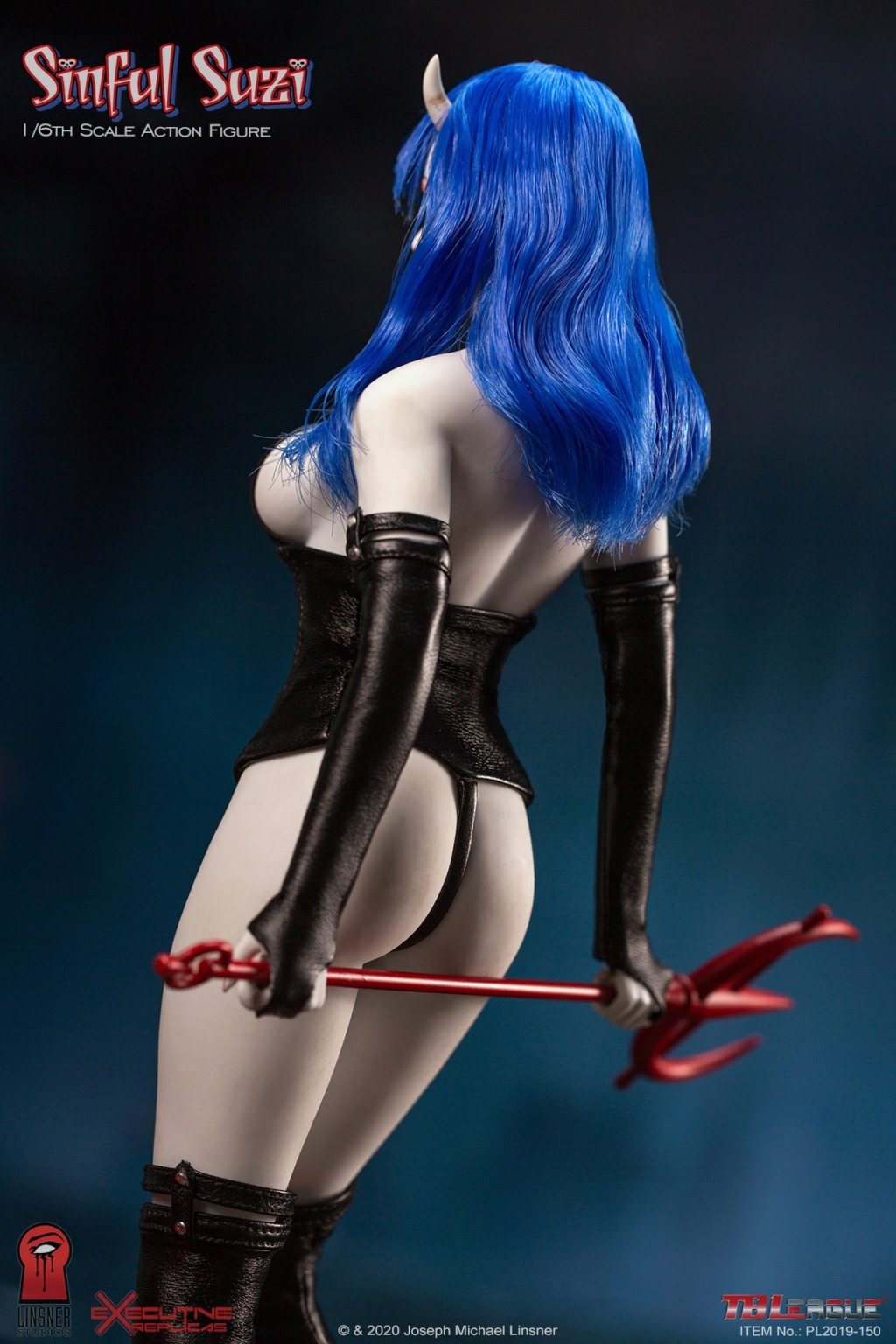 TBLeague - NEW PRODUCT: TBLeague Sinful Suzi 1/6 Scale Action Figure (PL2019-150) 18434110