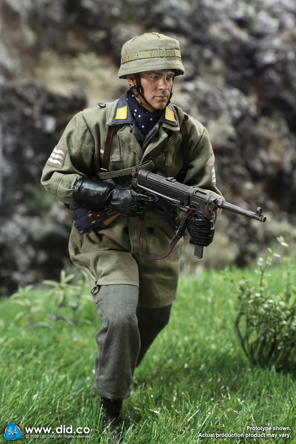 did - NEW PRODUCT: DID: 1/6 World War II Paratrooper Green Devil-Schmeling (# D80146) 18434410