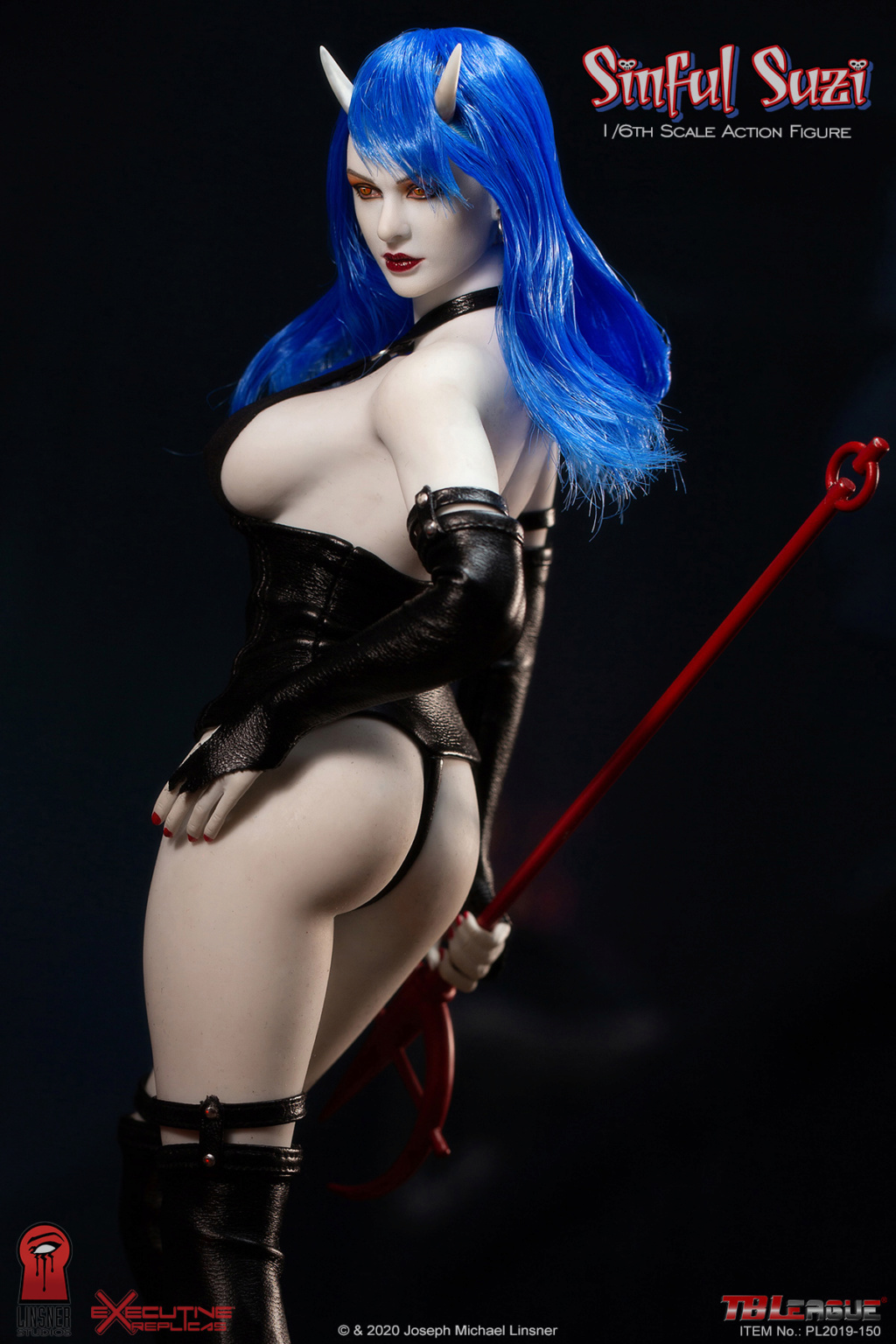 TBLeague - NEW PRODUCT: TBLeague Sinful Suzi 1/6 Scale Action Figure (PL2019-150) 18441010