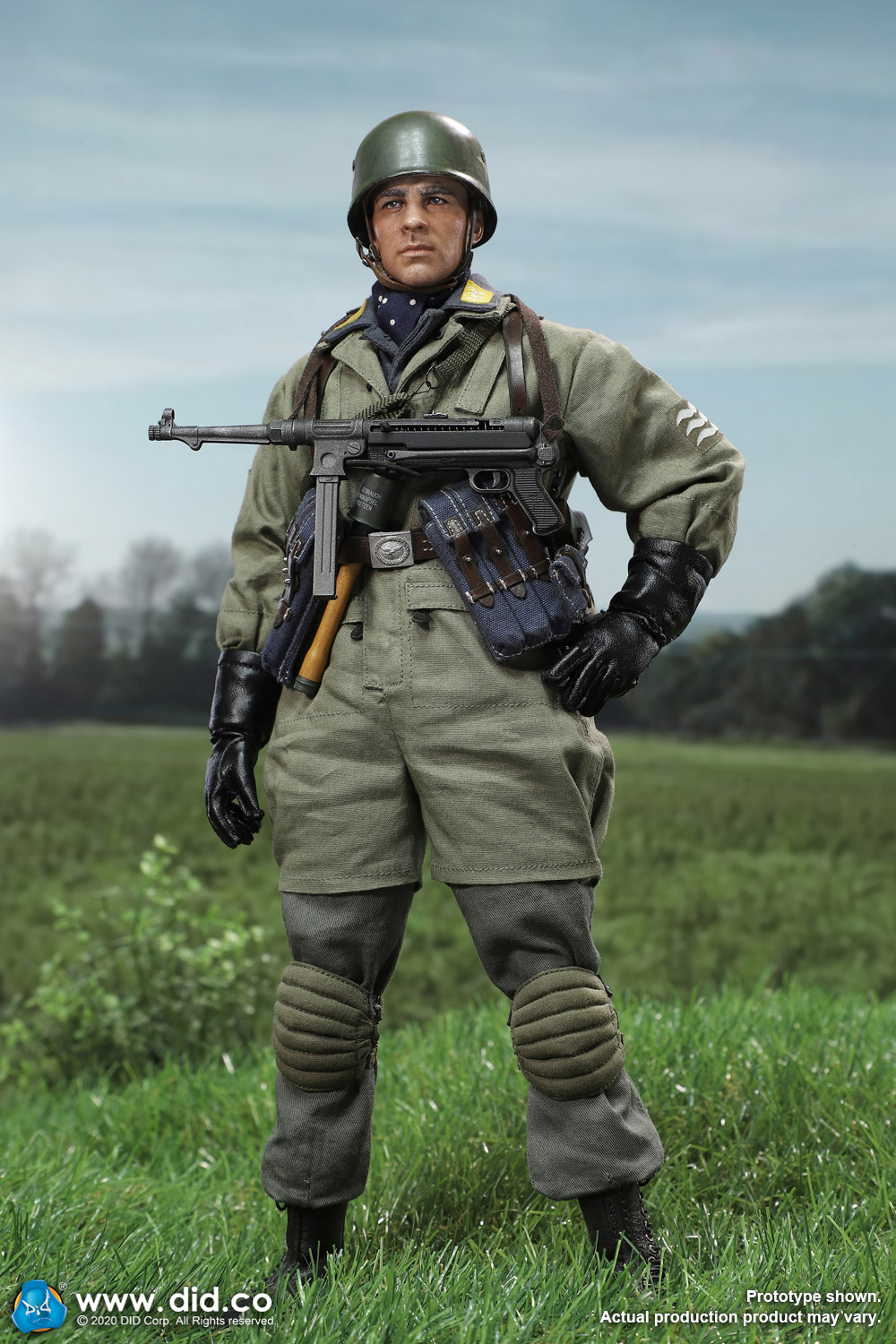 did - NEW PRODUCT: DID: 1/6 World War II Paratrooper Green Devil-Schmeling (# D80146) 18520710