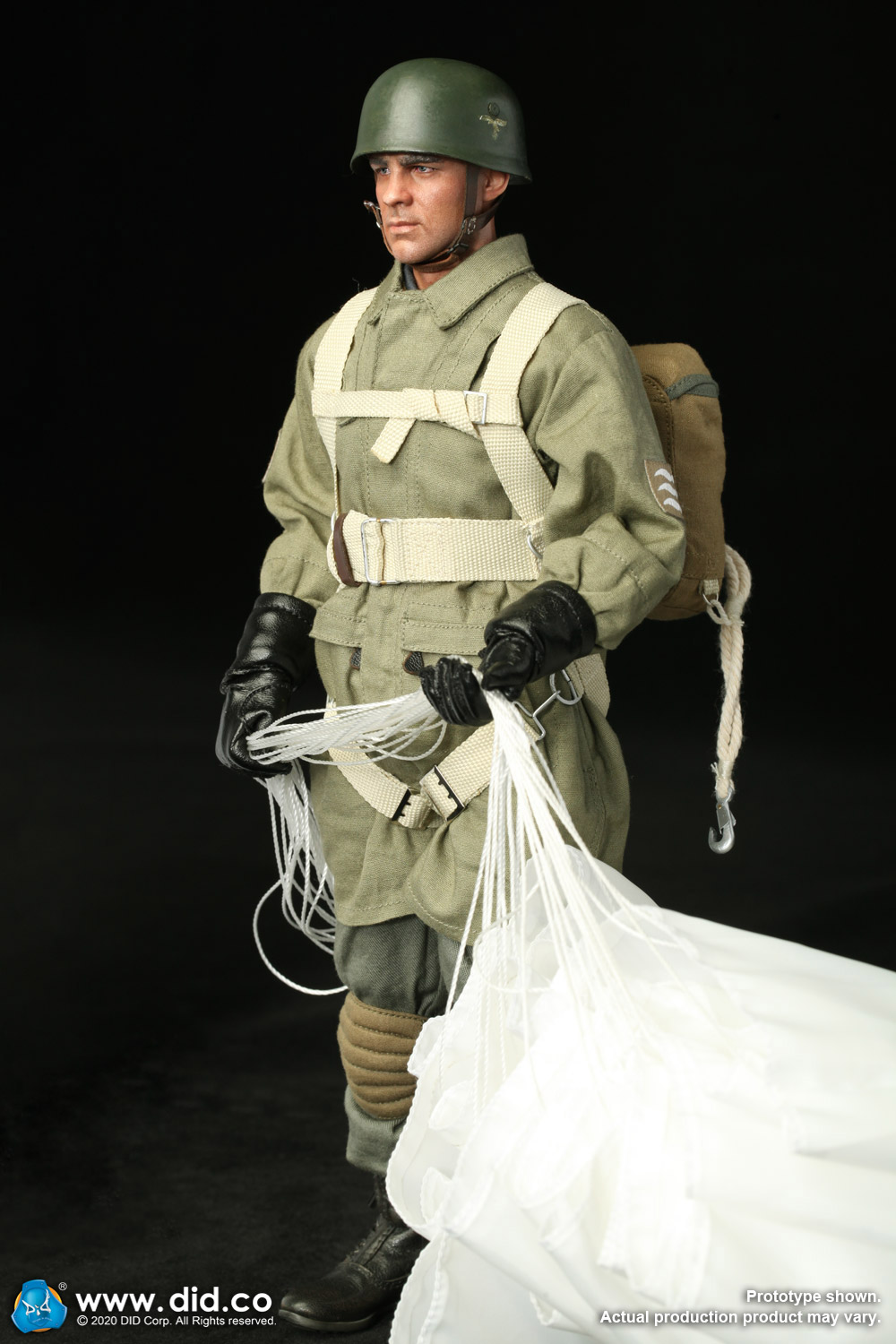 did - NEW PRODUCT: DID: 1/6 World War II Paratrooper Green Devil-Schmeling (# D80146) 18521110