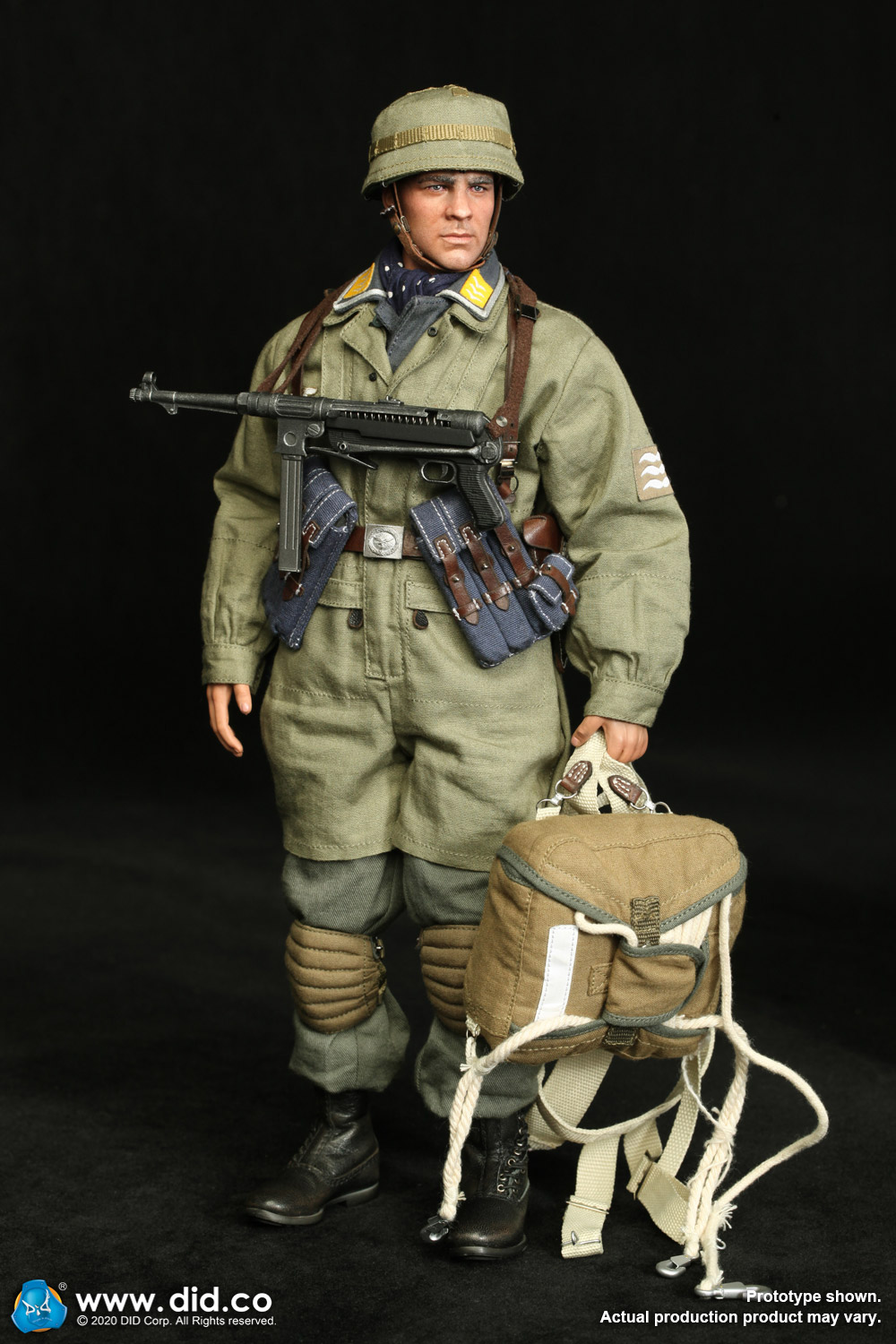 did - NEW PRODUCT: DID: 1/6 World War II Paratrooper Green Devil-Schmeling (# D80146) 18523910